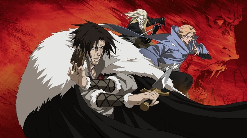 Netflix's Castlevania Season 2 out in October 2
