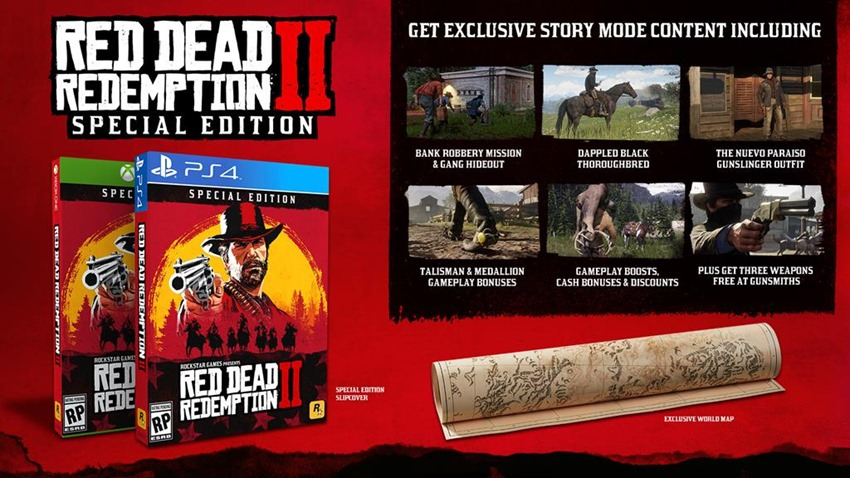 Red Dead 2 special editions (1)