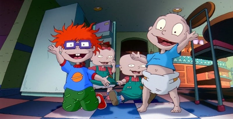 Nickelodeon to bring The Rugrats back in both a new series and live-action movie 3