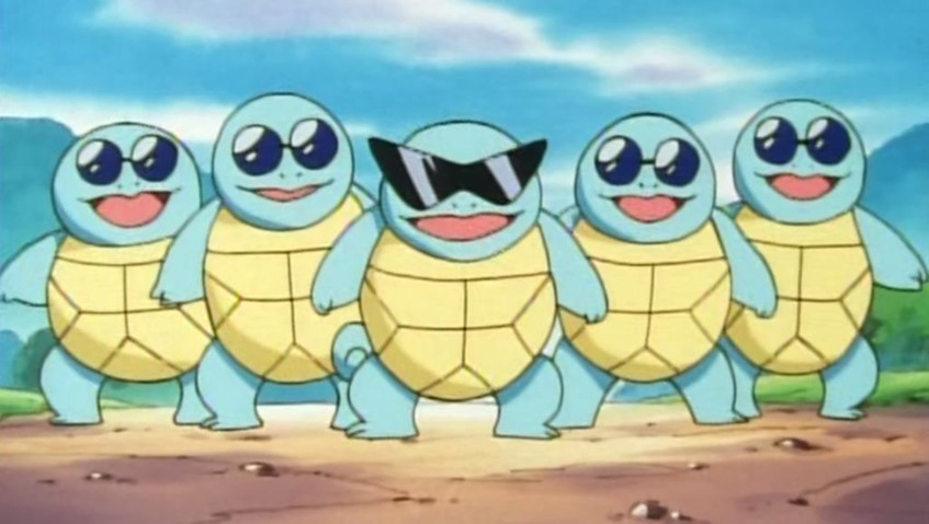 Squirtle Squad (1)