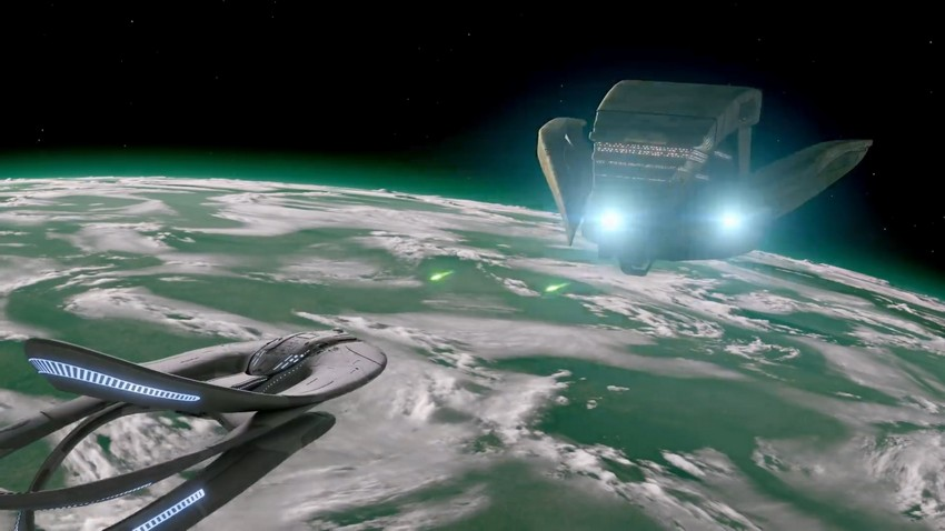 SDCC: The Orville establishes first contact in season 2 trailer 4