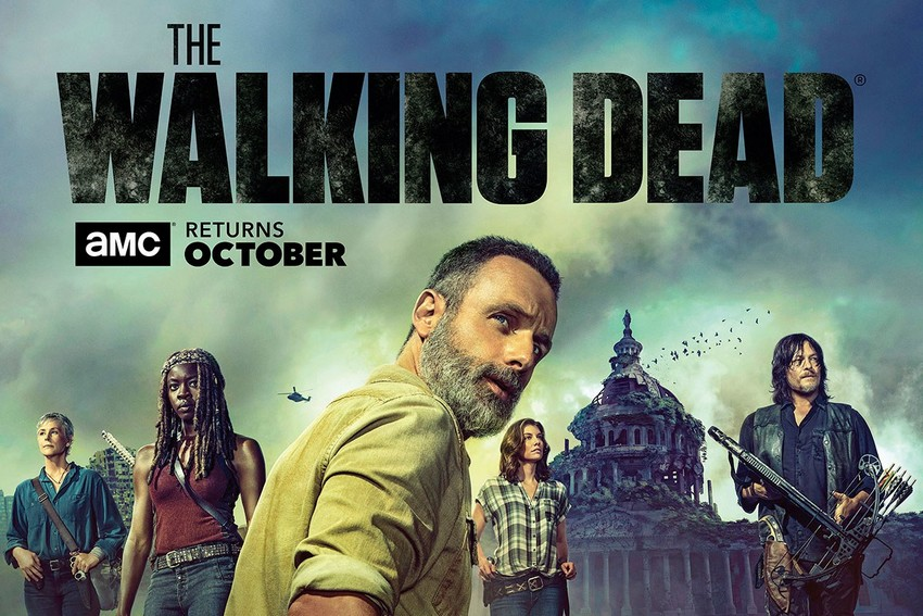 SDCC: The Walking Dead season 9 trailer introduces a new world with new rules 2