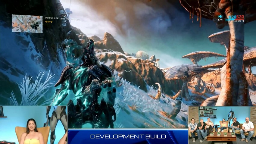 Warframe Devstream 113: Switch account migration, Railjack details, Venus wanted levels and more 7