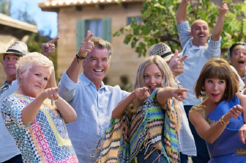 Mamma Mia! Here We Go Again review - No thank you for the music 5