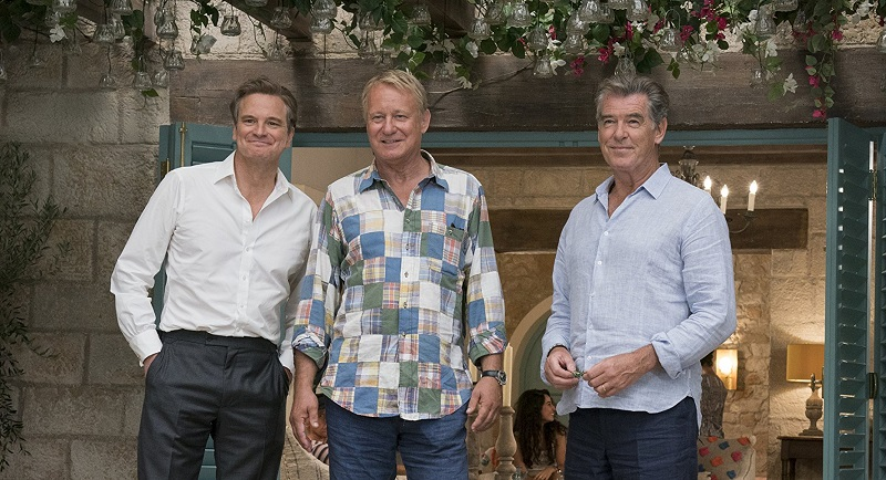 Mamma Mia! Here We Go Again review - No thank you for the music 6