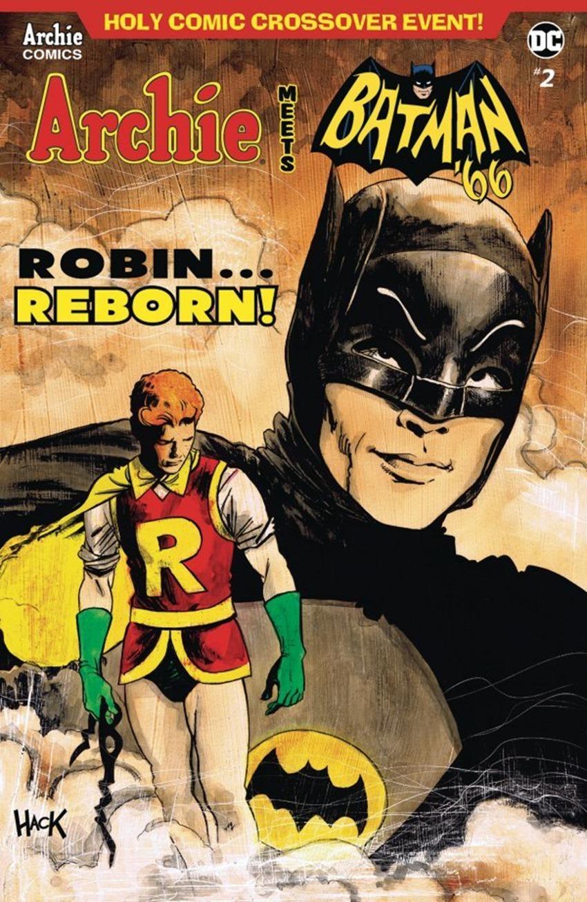 Archie Meets Batman '66 #2
