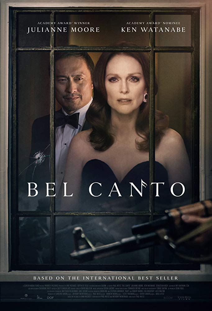 Julianne Moore finds power in song in this trailer for the hostage drama Bel Canto 4
