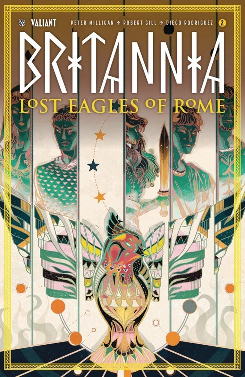 Britannia Lost Eagles of Rome #2