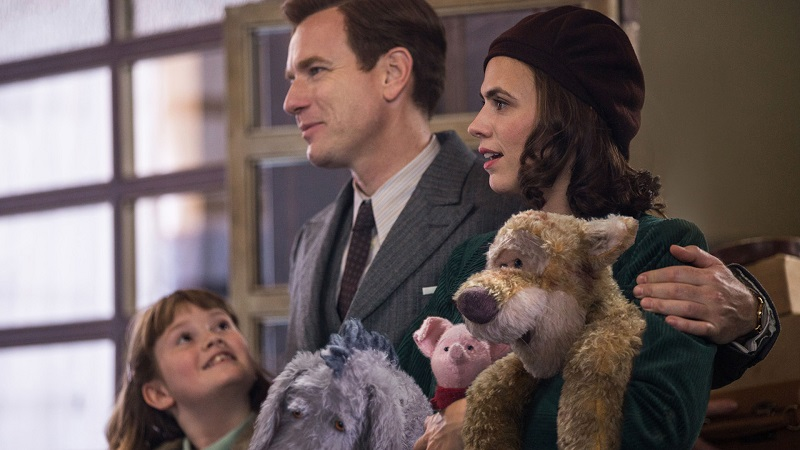 Christopher Robin Review – The youthful charm of Winnie the Pooh meets the sensibilities of adult life 8