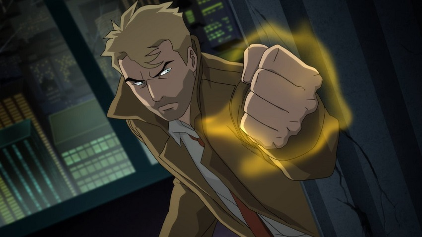 Matt Ryan has a soul to save in the DC animated feature Constantine: City of Demons 3