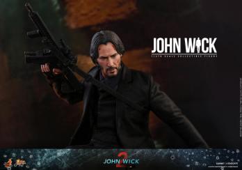 Hot Toys John Wick (16)