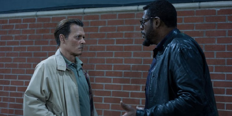 Johnny Depp's Notorious B.I.G film, City of Lies, pulled from release 2