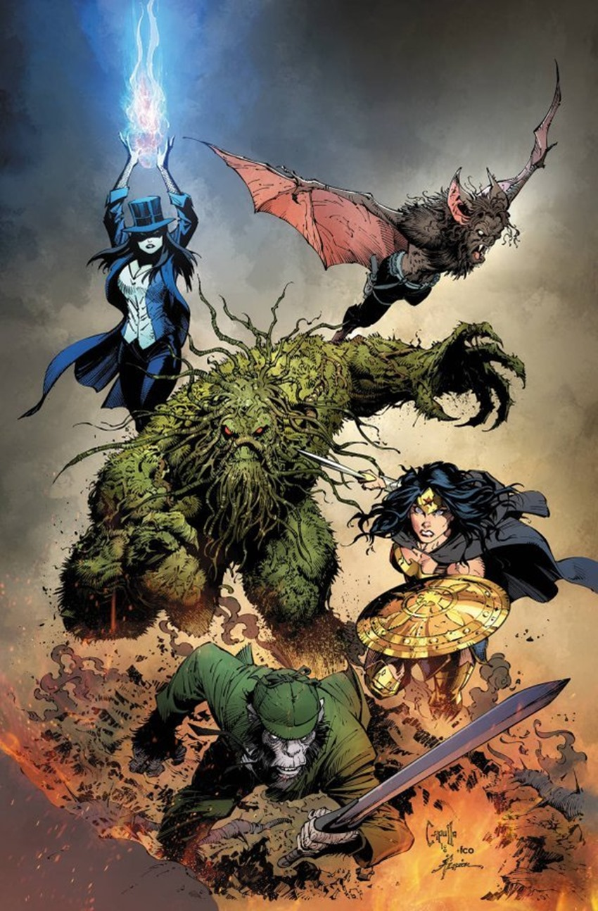 Justice League Dark #2