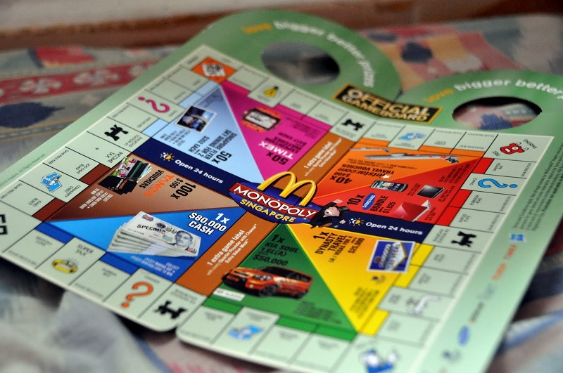 Ben Affleck and Matt Damon to make a movie about the McDonald's Monopoly game 'heist' 3