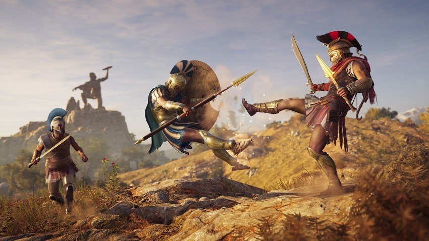 No new Assassin's Creed out in 2019