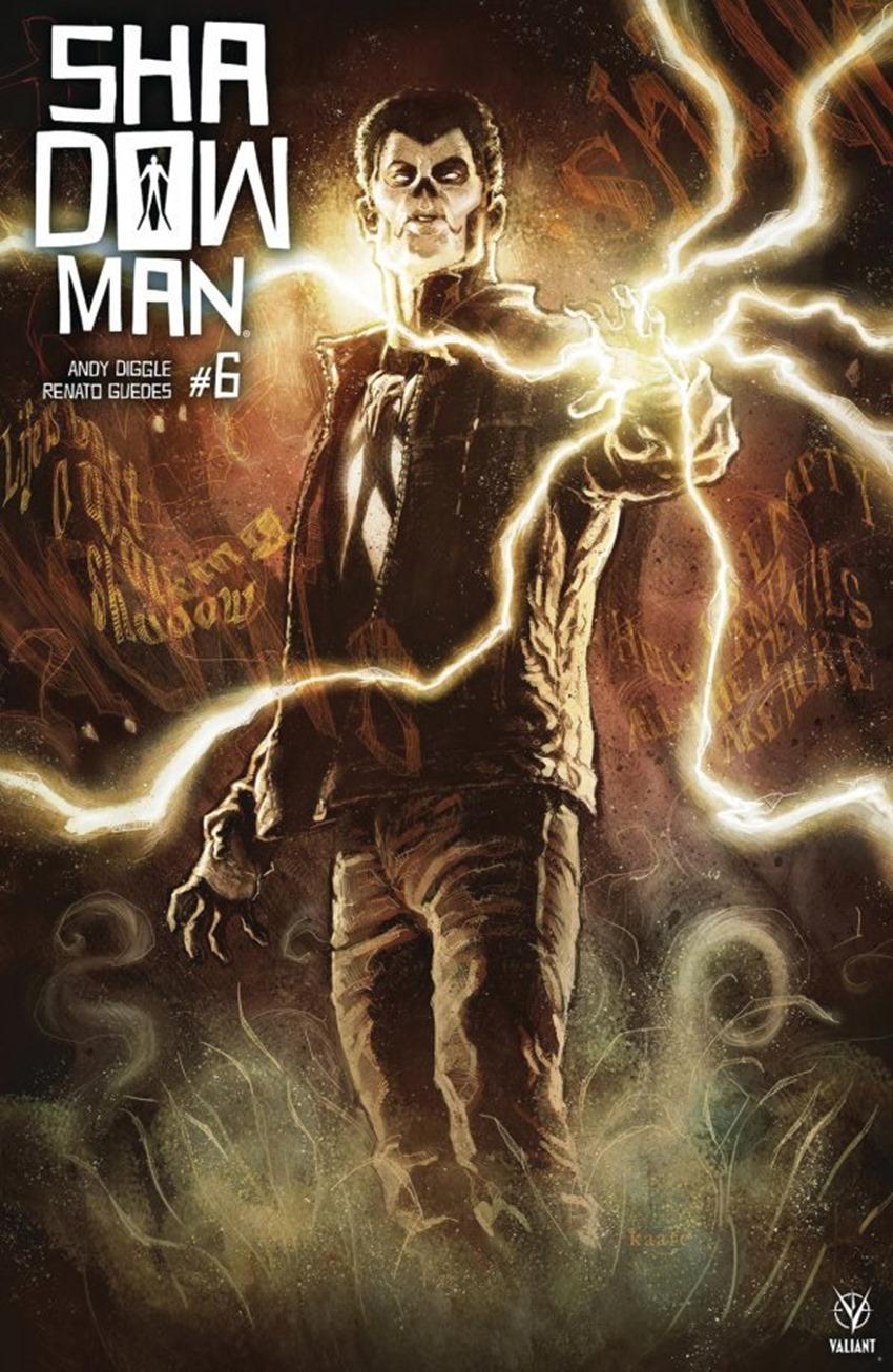 Shadowman #6
