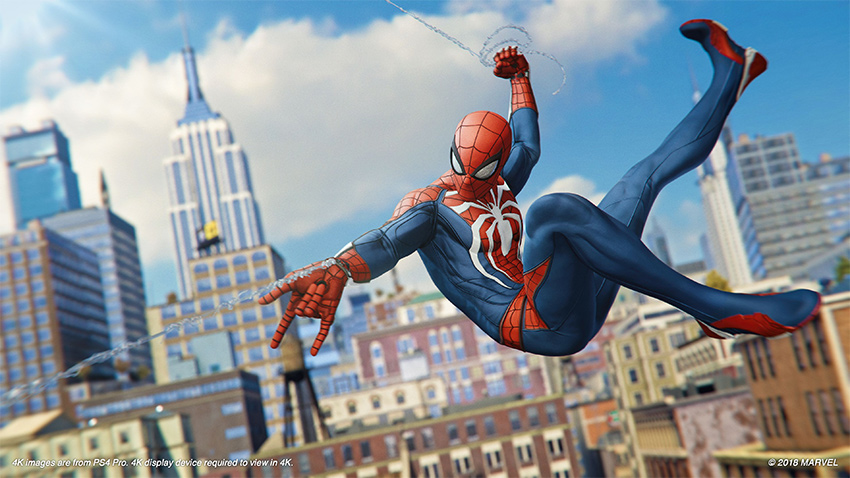 Here's how Insomniac created an iconic new costume in Marvel's Spider-Man 5