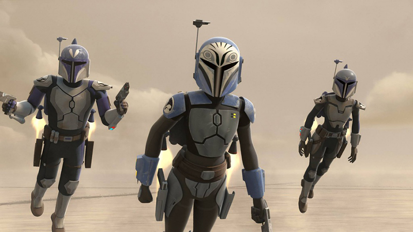 Jon Favreau's Star Wars TV series will cost $100 million, rumoured to be set on Mandalore post-ROTJ 7