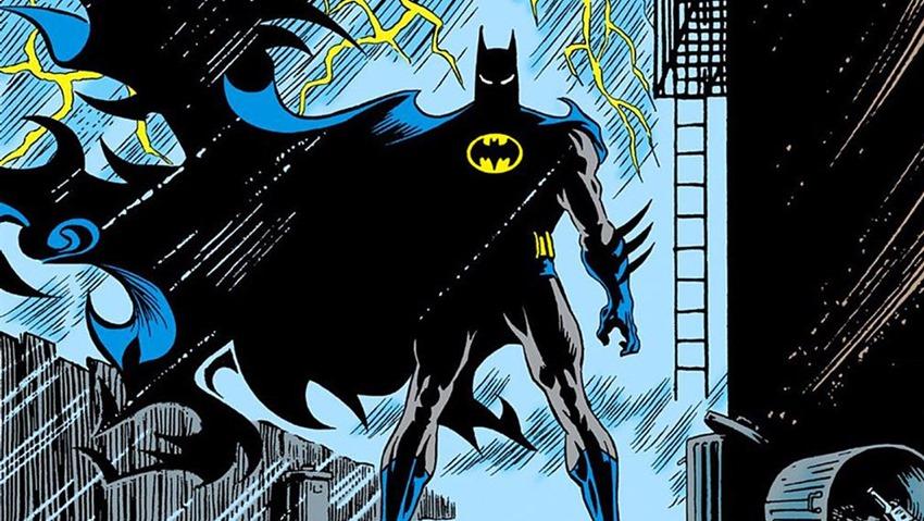 Batman Norm Breyfogle (5)