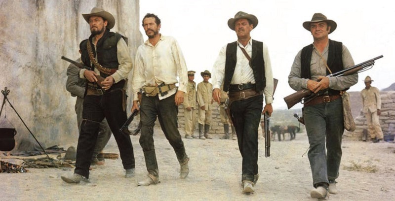 Mel Gibson to write and direct a remake of The Wild Bunch 3