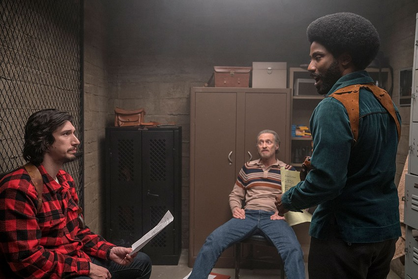 BlacKkKlansman review - Spike Lee's brilliant return to form is as incendiary as it is hilarious 7