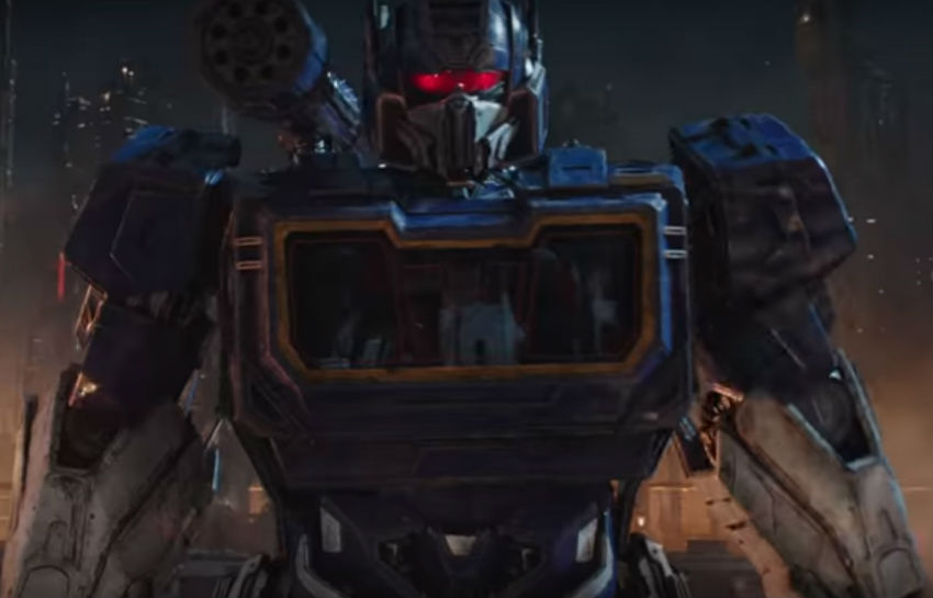 Classic Transformers roll out in great new trailer for Bumblebee 2