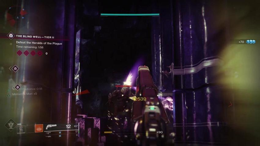 Destiny 2 Forsaken Blind Well (2)