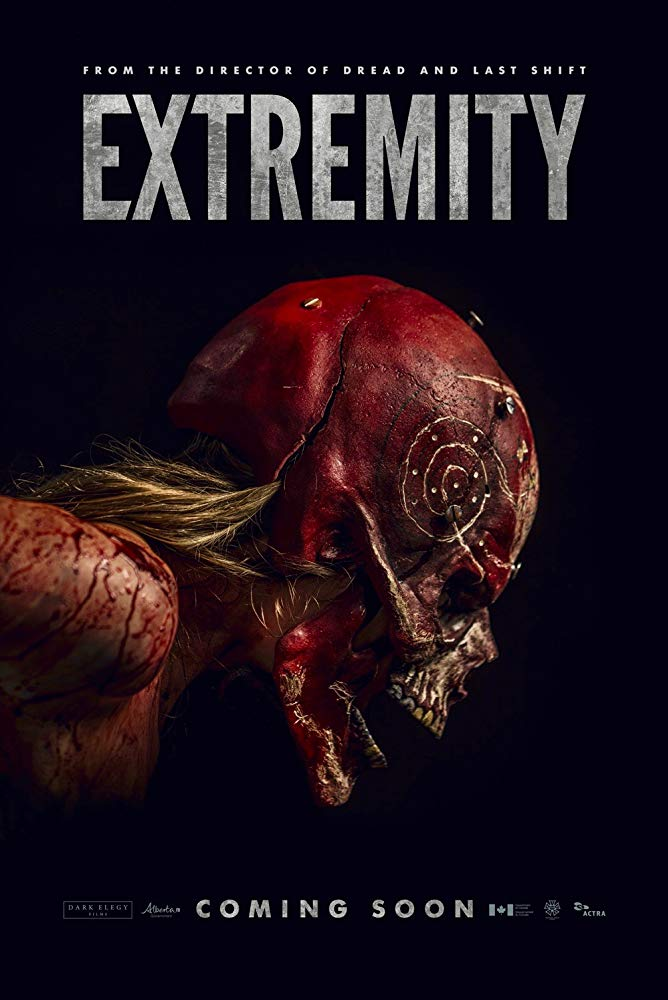 Facing your fears could end up breaking you in the horror movie Extremity 4