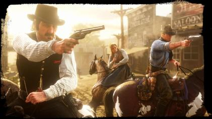 Red Dead Redemption 2 towns (2)
