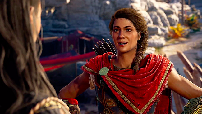 Five reasons you'll be Krazy for Kassandra in Assassin's Creed Odyssey 9