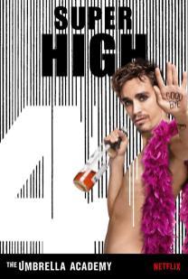 4 - Super High