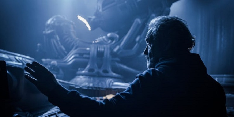 Ridley Scott to direct new sci-fi TV series Raised By Wolves 4