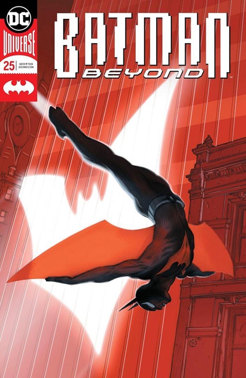 Batman Beyond #25