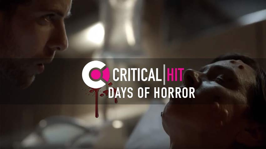 The Critical Hit Days of Horror - Fortitude 3