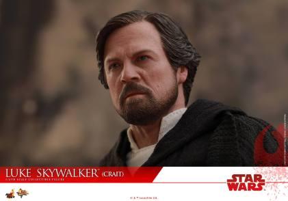 Hot Toys Luke Skywalker Crait (21)