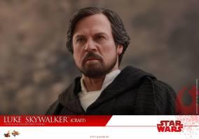 Hot Toys Luke Skywalker Crait (7)