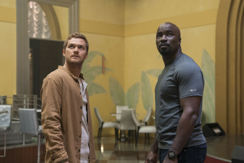 Marvel's Iron Fist and Luke Cage reportedly cancelled due to huge viewership drops 3