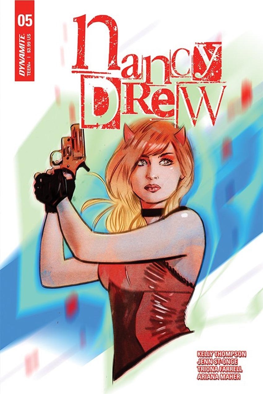 Nancy Drew #5