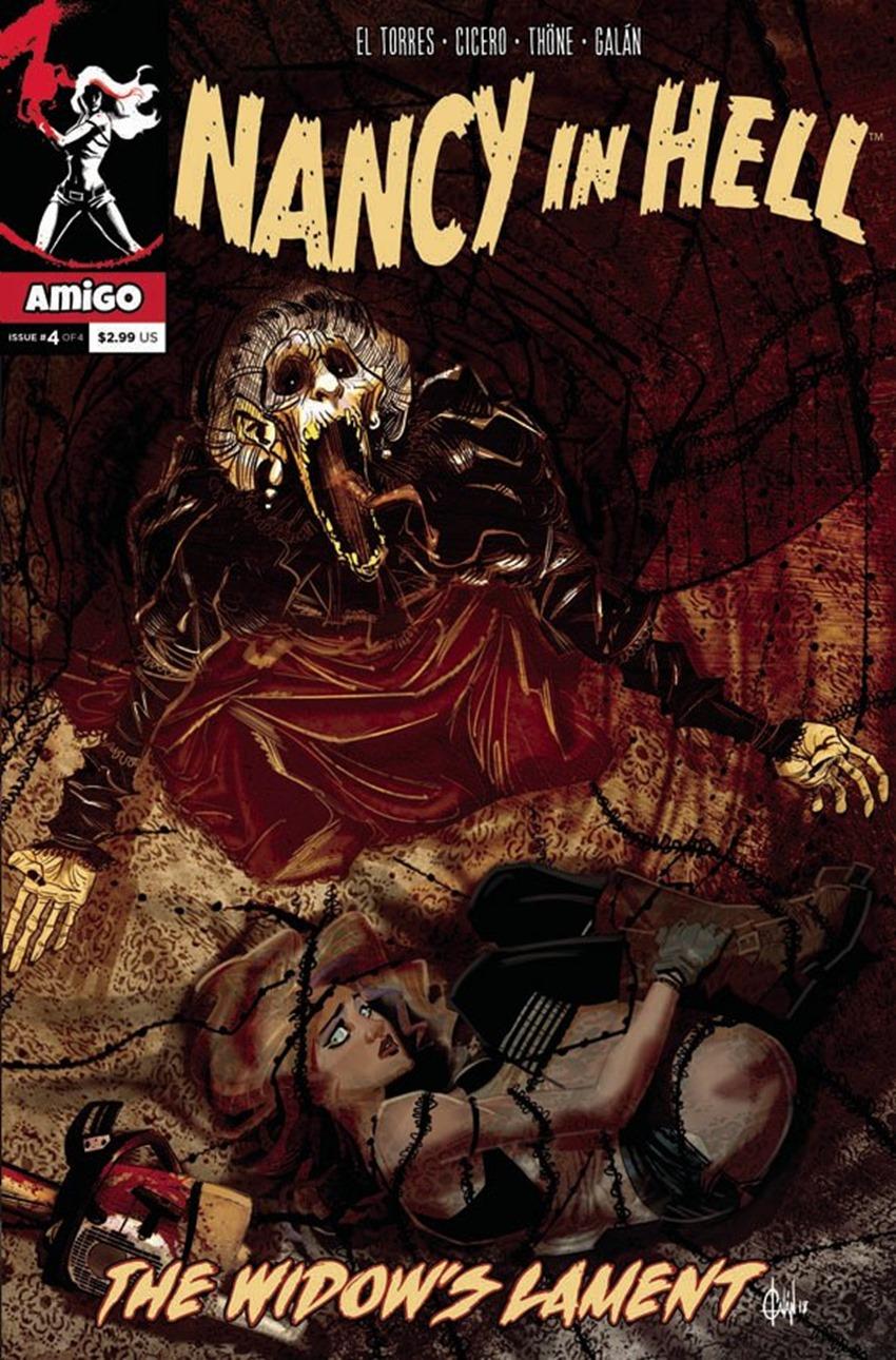 Nancy In Hell #4