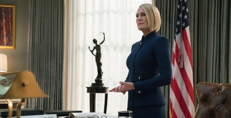 Claire Underwood gets what she deserves in this new trailer for House of Cards season 6 2