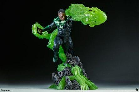 Sideshow Green Lantern (2)
