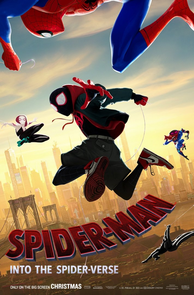 New trailer for Spider-Man: Into the Spider-Verse introduces the full team of webheads 4