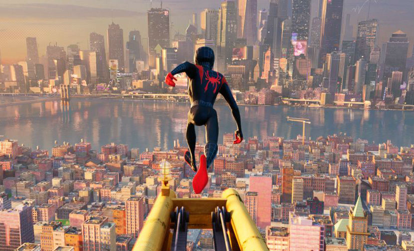 New trailer for Spider-Man: Into the Spider-Verse introduces the full team of webheads 3