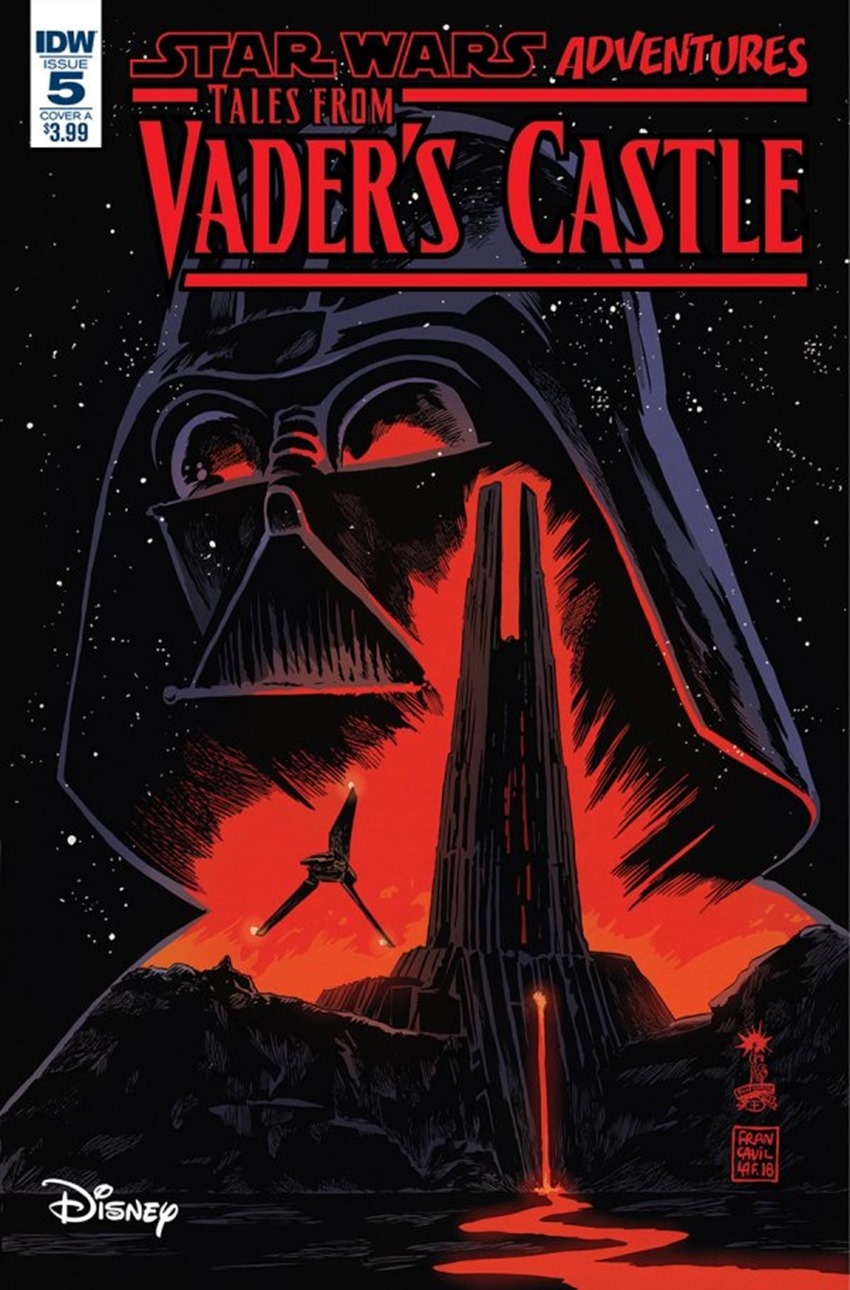 Star Wars Adventures Tales from Vader's Castle #5
