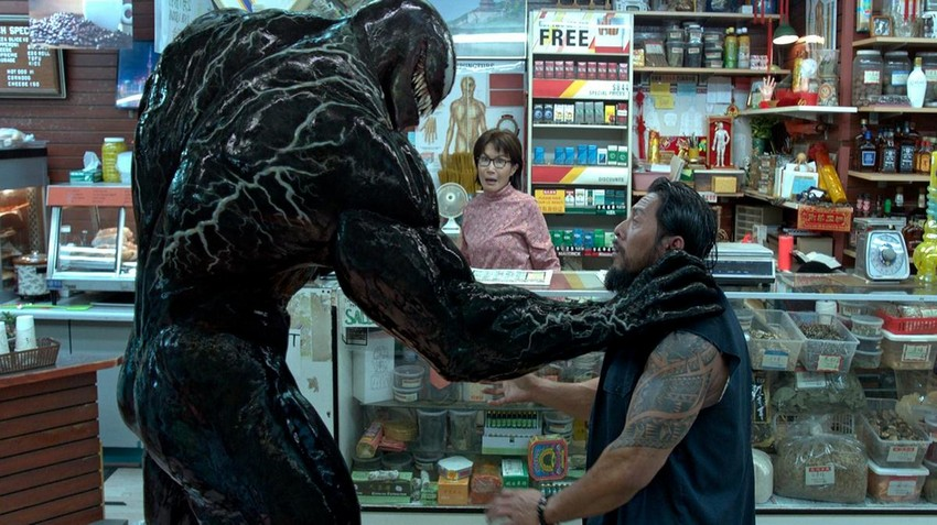 Weekend box office - Venom devours the competition in record-breaking debut 3