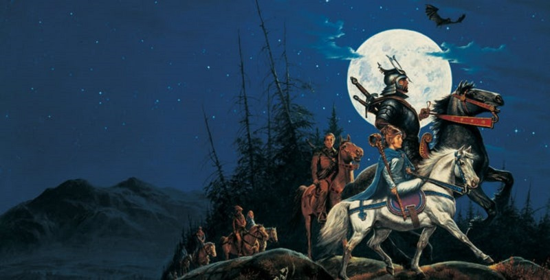 Amazon to create a new fantasy series based on Robert Jordan's Wheel of Time series 4