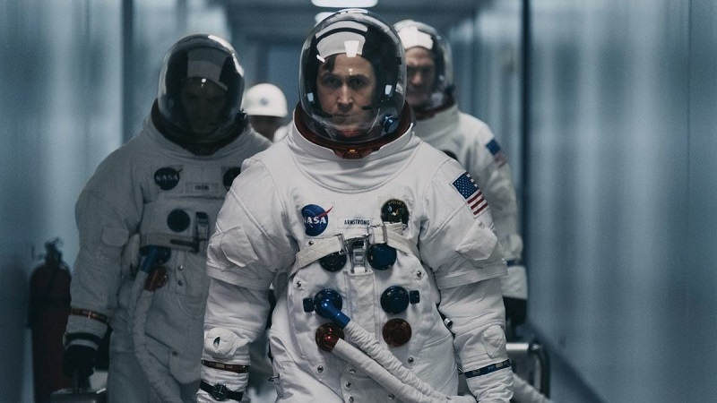 First Man review - A breathless, triumphant take on mankind's most epic journey 7