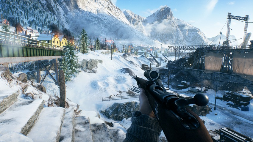 """DICE is addressing Battlefield V's """"time-to-kill"""" issue and want your help to do it 3"""