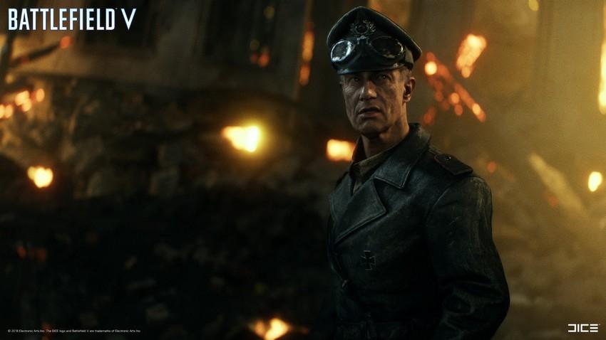 Battlefield V's big Tides of War update has been delayed 2