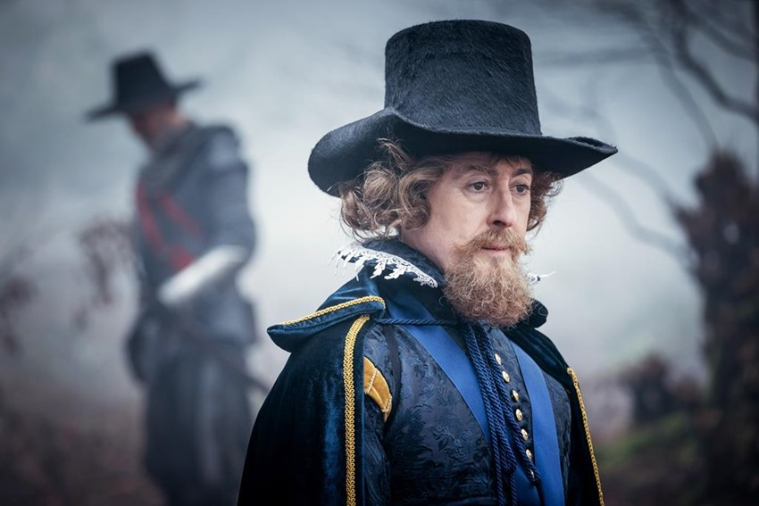 Doctor Who The Witchfinders (1)